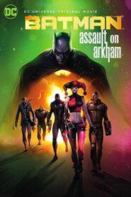 Batman Assault on Arkham แบทแมน ยุทธการถล่มอาร์คแคม