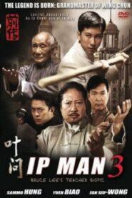 The Legend Is Born IP MAN ยิปมัน 3 เปิดตำนานปรมาจารย์หมัดหย่งชุน