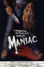 Maniac ไอ้นรก…ถลกหนัง
